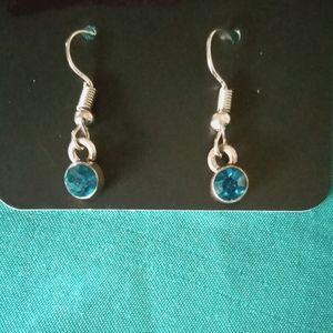 Rhinestone darling earrings